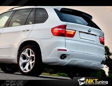 BMW X5 E70 (2006 - 2010) - Rear bumper spoiler Aerodynamic look