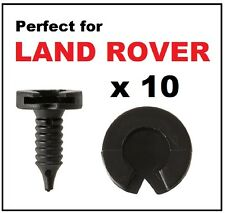 10 x Land Rover Discovery 2 Interior Trim Panel Door Card Fastener Clips MWC9134