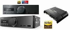 Sony RSX-GS9 Autoradio High End Eisa con Bluetooth HI-RES Audio MP3 +