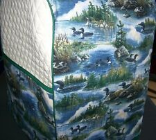 Marsh Ducks Quilted Cover for KitchenAid Mixer NEW
