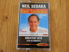 Neil Sedaka  Greatest Hits / Live in Concert MC