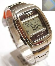 CASIO DB-E30D-1 DATA BANK TOUGH SOLAR POWER WATCH 100% Original + ( Gift )