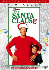 Disney Tim Allen Family Holiday Christmas Comedy The Santa Clause Widescreen DVD