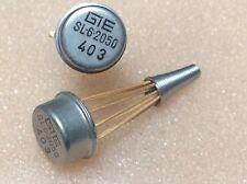 1 pc. SL-6-2050  SL6-2050  SL62050  Dual Registers 50bit  1MHz  TO78   NOS