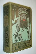 Im Land des Mahdi  II Band * Karl May  Radbeul  * Band 17* 97-.111 Tsd.