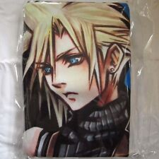 Rare Final Fantasy Dissidia Cloud Strife Micro Fiber Blanket From Japan F/S