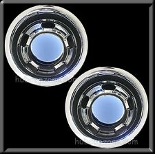 "(2) 2009 2010 Dodge Ram Truck 3500 Rear Pair 17"" Hubcaps Wheel Simulator Dually"