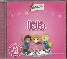 PERSONALISED SONGS AND STORIES FOR KIDS CD - ISLA