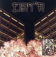Audio CD Turn Up the Ghosts - Dat'r - Free Shipping