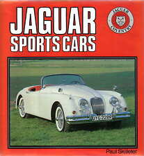 Jaguar Sports Cars SS 90 & 100 XK 120 140 150 C D & E Type XJ13 XJS + Racing