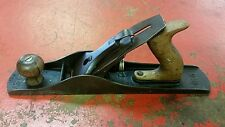 Vintage Stanley Bailey Made In USA No. 5 Jack Plane Antique Woodworking Tool