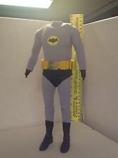 Hot Toys Official 1966 Batman Classic TV 1:6 Scale Body and Costume