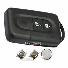 Nissan Pathfinder Navara Note Micra 2 Button SMART Remote Key Fob Repair Kit