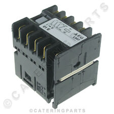 CPUK CO10 ELECTRIC LS07 AEG 16A POWER RELAY CONTACTOR 3xNO+1NC VARIOUS APPLIANCE