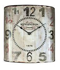 Vintage Orologio parete in stile rustico Metallo 21501