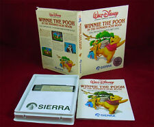 PC DOS: Winnie the Pooh in the Hundred Acre Wood - Sierra 1986