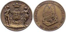 1981 ANTWERPEN BELGIUM AMV MARKTHANDELAARS MARKET 100 SINJOREN DOLLAR COIN TOKEN