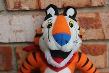 "Vintage Kelloggs Tony The Tiger 9"" Plush Stuffed Animal Toy 1993 Sasco Collector"