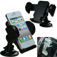 Car Windshield Dashboard Air Vent Universal Holder Mount for Mobile Cell Phones