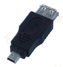 USB A Female to Mini USB B 5 Pin Male Changer Adapter Converter Buy 2 Get 1 Free