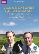 All Creatures Great And Small - Series 1-7 / Christmas Specials DVD box set