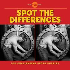 Spot the Differences: 100 Challenging Photo Puzzles George Eastman House Paperb