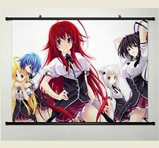 Home Decor Anime High School DxD Rias Gremory POSTER WALL Scroll New cos 071