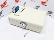 Honda CB Police Bike Dokumenten Box Document Box NOS