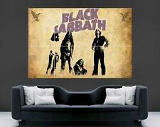 "Black Sabbath Poster Large Wall Art Print 43"" x 29"" New"