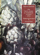 The Fruit, Herbs and Vegetables of Italy. by Giacomo Castelvetro (Paperback,...