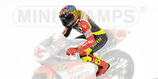 MINICHAMPS 312 980056 Valentino Rossi riding figure, GP 250 Imola 1998, Ltd Ed