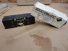 Joucomatic spool valve partie NO.54290019 voir photo #Z65