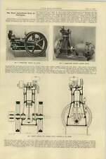 1920 6 Hp Crossley Gas Engine National Paraffin Engine