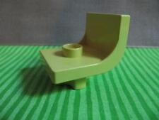 Duplo Lt. YELLOW CHAIR Furniture Chair 2 x 3 x 2-House Kitchen Table Living Room