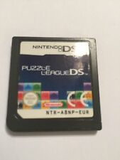 NINTENDO DS NDS DSL NDSL DSi GAME CARTRIDGE ONLY PUZZLE LEAGUE DS UK/EURO PAL