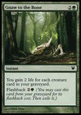 MTG GNAW TO THE BONE - ROSICCHIARE FINO ALL'OSSO - ISD - MAGIC