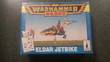 Eldar Jetbike OOP Box Sealed Warhammer 40K Games workshop
