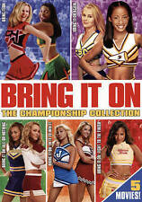 Bring It On: The Championship Collection (DVD, 2015, 3-Disc Set)
