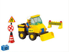 Sluban M38 B9300  Road Construction Shovel  Neu & OVP