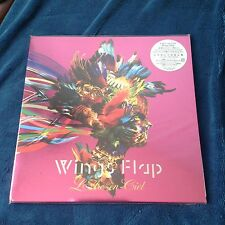SEALED - L'ARC EN CIEL LARUKU JROCK JPOP WINGS FLAP LIMITED ED SINGLE JP VER