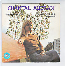 Michel ALLAN Chantal AUDRA Vinyl 45T OH LOVELY -BAD DAYS ARE GONE -SEMP PAL RARE