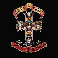 GUNS'N'ROSES - APPETITE FOR DESTRUCTION - CD SIGILLATO