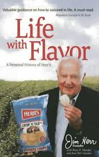 NEW - Life With Flavor: A Personal History of Herr's