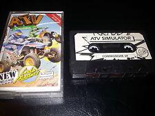 Commodore 64 juego A.T.V