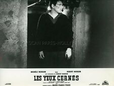 ROBERT HOSSEIN  LES YEUX CERNES  1964 VINTAGE PHOTO ORIGINAL