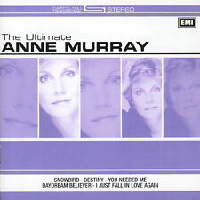 The Ultimate by Anne Murray (CD, Nov-2001, Emi)