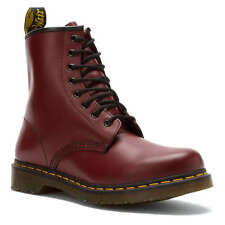 Dr.Martens Docs Mens 1460 Cherry Red Mens US 9 Boots