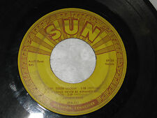 "Sun Records JOHNNY CASH EP-35 Johnny Cash Sings Hank Williams 45rpm 7"" 4 tracks"