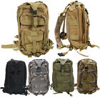 New Outdoor Neutral Adjustable Military Tactic Backpack Rucksacks Hiking Travel