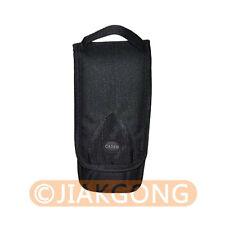Black Flash Protector Bag Case Cover Pouch For Speedlight Canon Nikon Sony